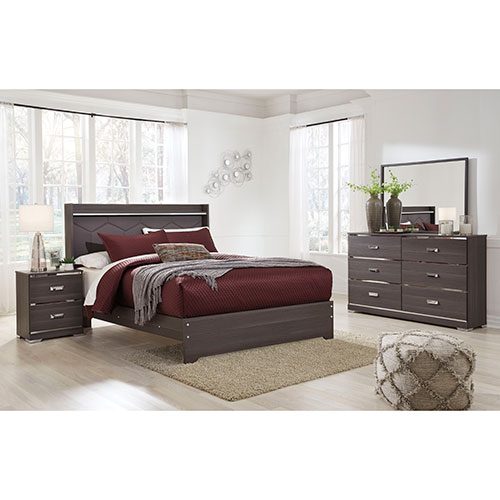 Rent Signature Design by Ashley Annikus Queen Bedroom Set