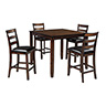 Signature Design by Ashley Coviar 5-piece Counter-Height Dining Set