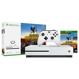 Microsoft Xbox One S 1TB PlayerUnknown's Battlegrounds Bundle