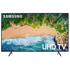 Samsung 65 inch 4K UHD LED Smart TV UN65NU7100