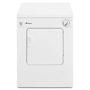 Amana 3.4 Cu. Ft. Compact Dryer