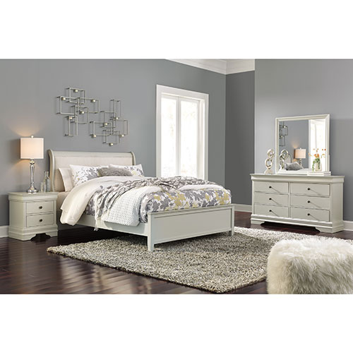 Ashley Home Furniture Store Hours: Signature Design By Ashley Jorstad 6-Piece Queen Bedroom