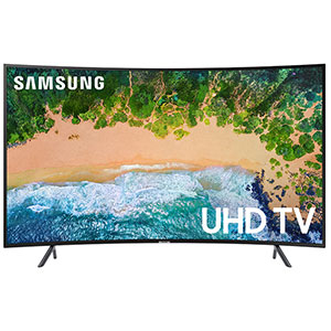 Samsung 55 Inch 4K UHD LED Smart TV UN55NU7300