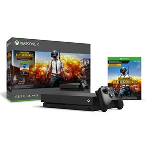 Microsoft Xbox One X 1TB PlayerUnknown's Battlegrounds Bundle