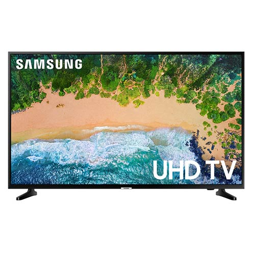 Samsung 50 inch 4K UHD LED Smart TV UN50NU6900