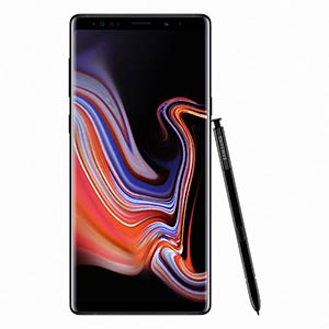 Samsung Galaxy Black Note9 With S Pen