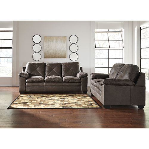 Teak Living Room Furniture: Rent Signature Design By Ashley Speyer-Teak Sofa And Loveseat