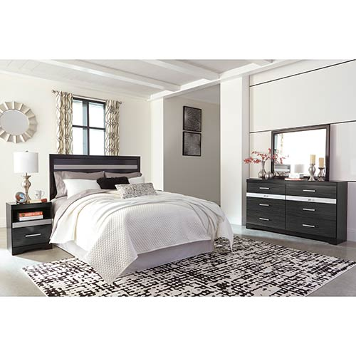 Rent Signature Design By Ashley Starberry 4 Piece Queen Bedroom Set