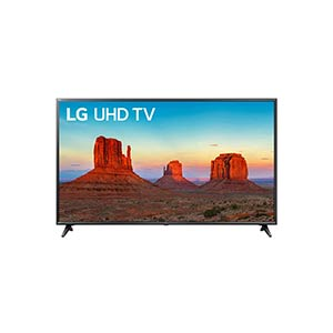 LG 43 Inch 4K UHD LED Smart TV 43UK6090PUA