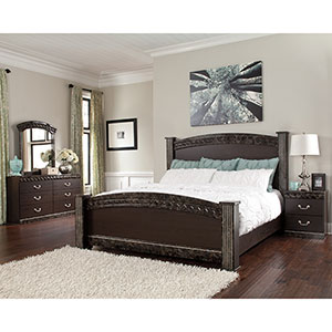Signature Design by Ashley Vachel 6-Piece King Bedroom Set