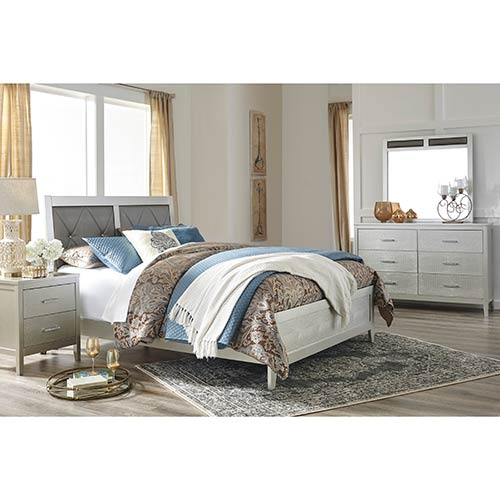 Signature Design by Ashley Olivet 6-Piece King Bedroom Set ...