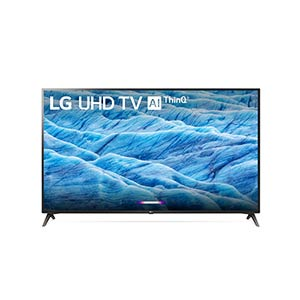 LG 70 Inch 4K  UHD LED Smart TV 70UM7370PUA