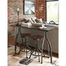 Signature Design by Ashley Odium 3-Piece Dining Set- Alternate View
