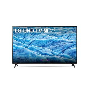 LG 55 Inch 4K UHD LED Smart TV 55UM7300PUA