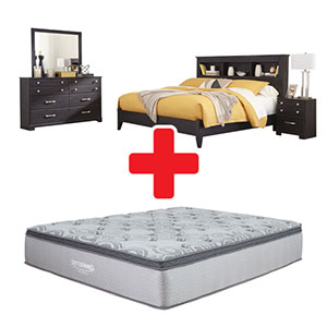 9600 King Size Bedroom Sets With Mattress Newest