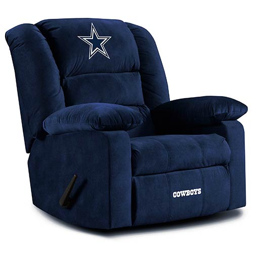 Imperial Nfl Dallas Cowboys Recliner Same Day Delivery At