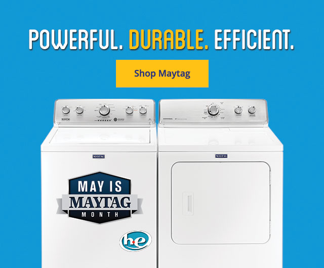 may is Maytag Small