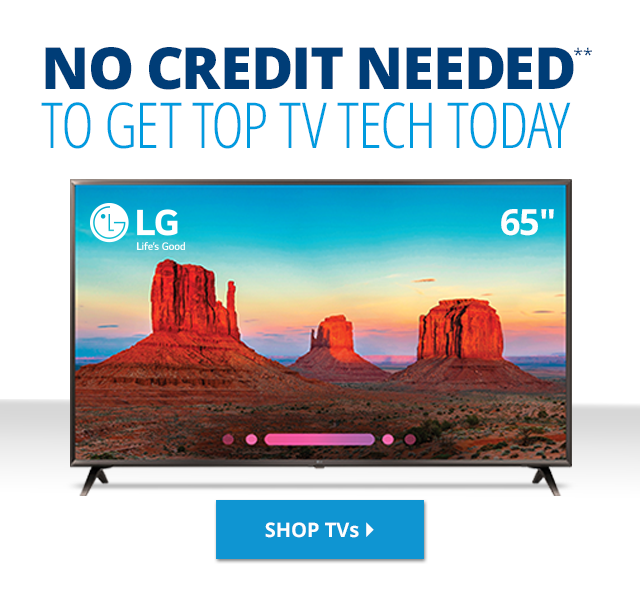 Rent To Own Electronics | TVs, Audio, and Game Consoles